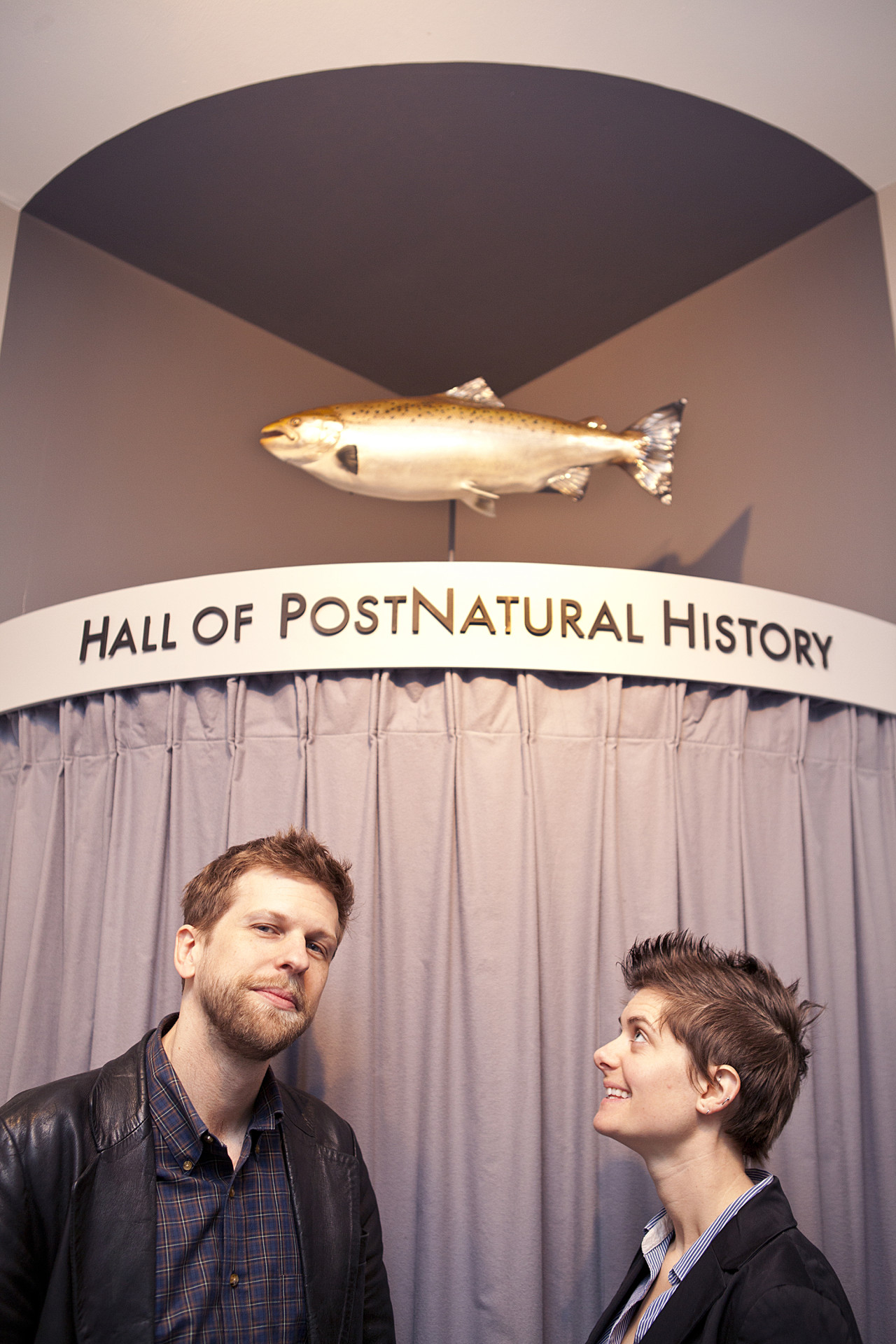 A Museum for Our Postnatural Age