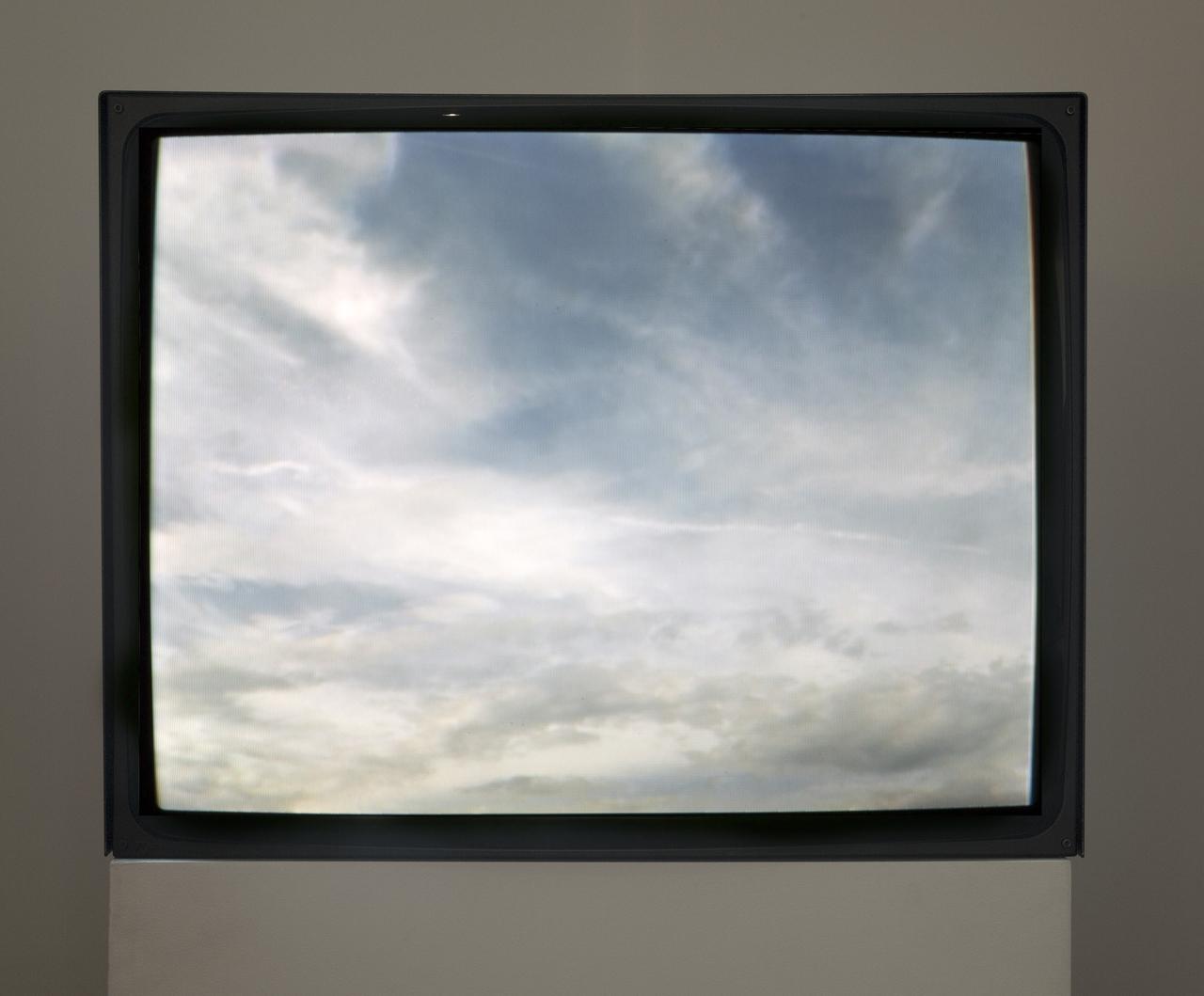 "Yoko Ono, ""Sky TV"" (1966) (courtesy Galerie Lelong, New York)"