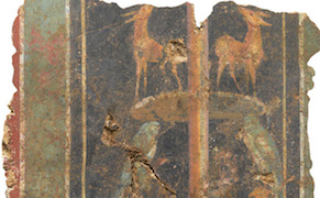 Post image for Beautifully Preserved Roman Fresco Discovered Under London Street