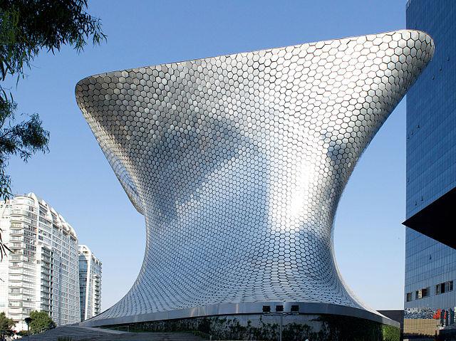 Museo Soumaya (image via Wikipedia)
