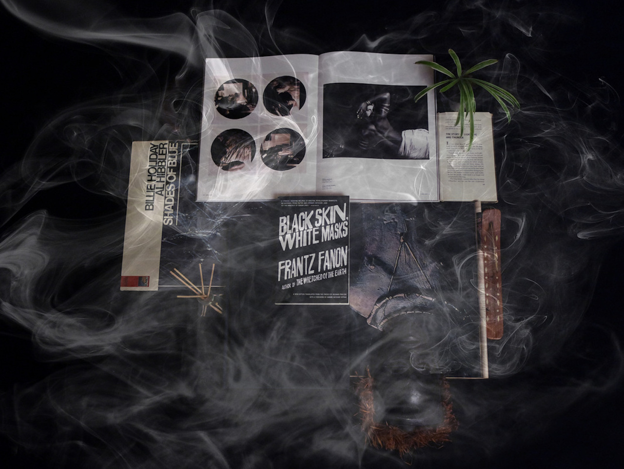 Alexandria Eregbu – _Black Object _ White Smoke_
