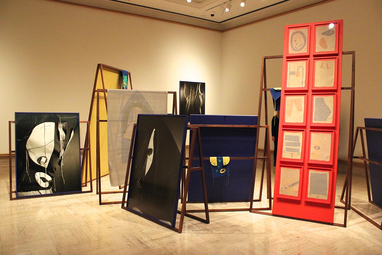 Liz Cohen, 'Him,' installation view