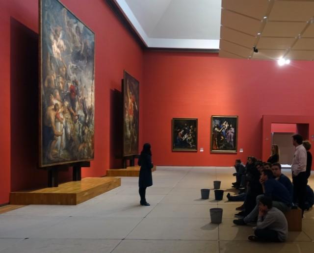 Rubens room tk (photo courtesy Pierre Kluyskens)