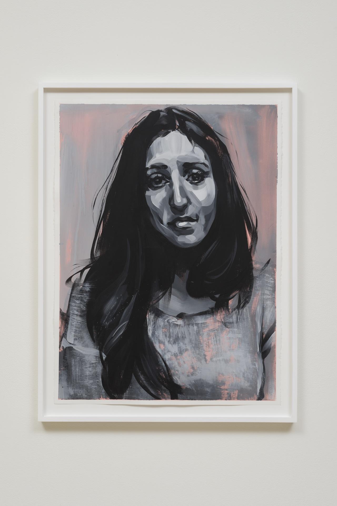 Sarah RC15-28 (Framed)