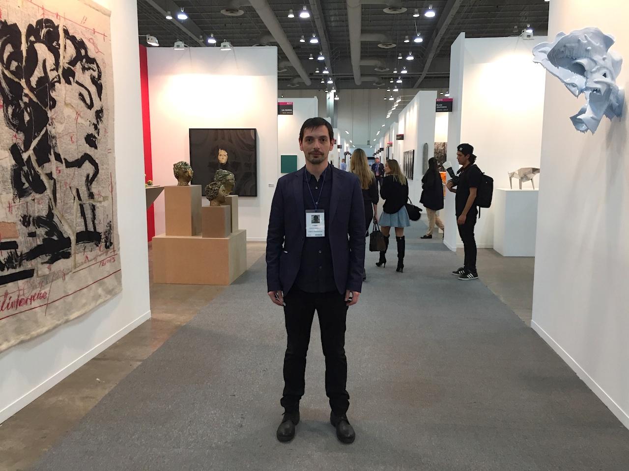 Zona MACO fair director