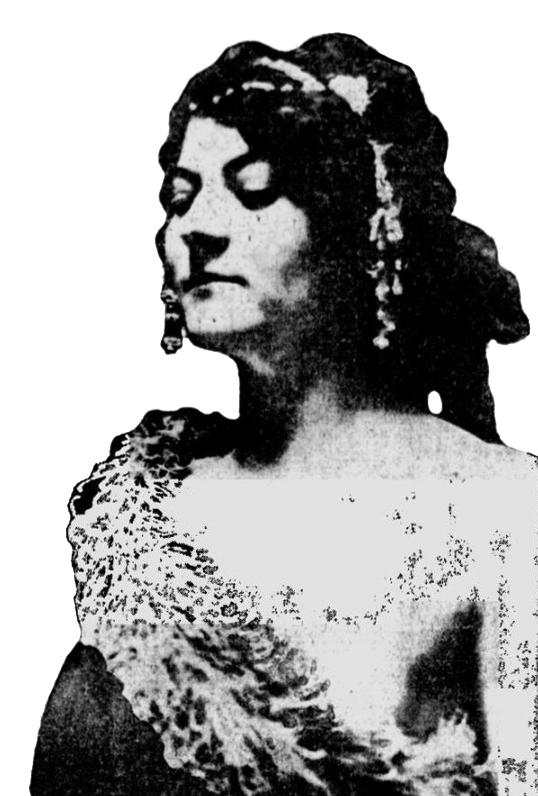 Doris Doscher in 1917 (via Wikimedia)