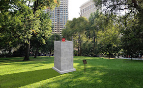 Post image for Artist Plans New York City Monument To Put Donald Trump in His Place