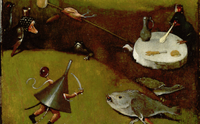 Post image for New Hieronymus Bosch Painting Discovered in Kansas City