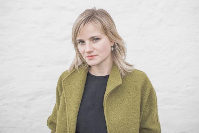 Katia Krupennikova, winner of Akbank Sanat's 2015 International Curator Competition (photo by Oleg Ivchenko, via e-flux)