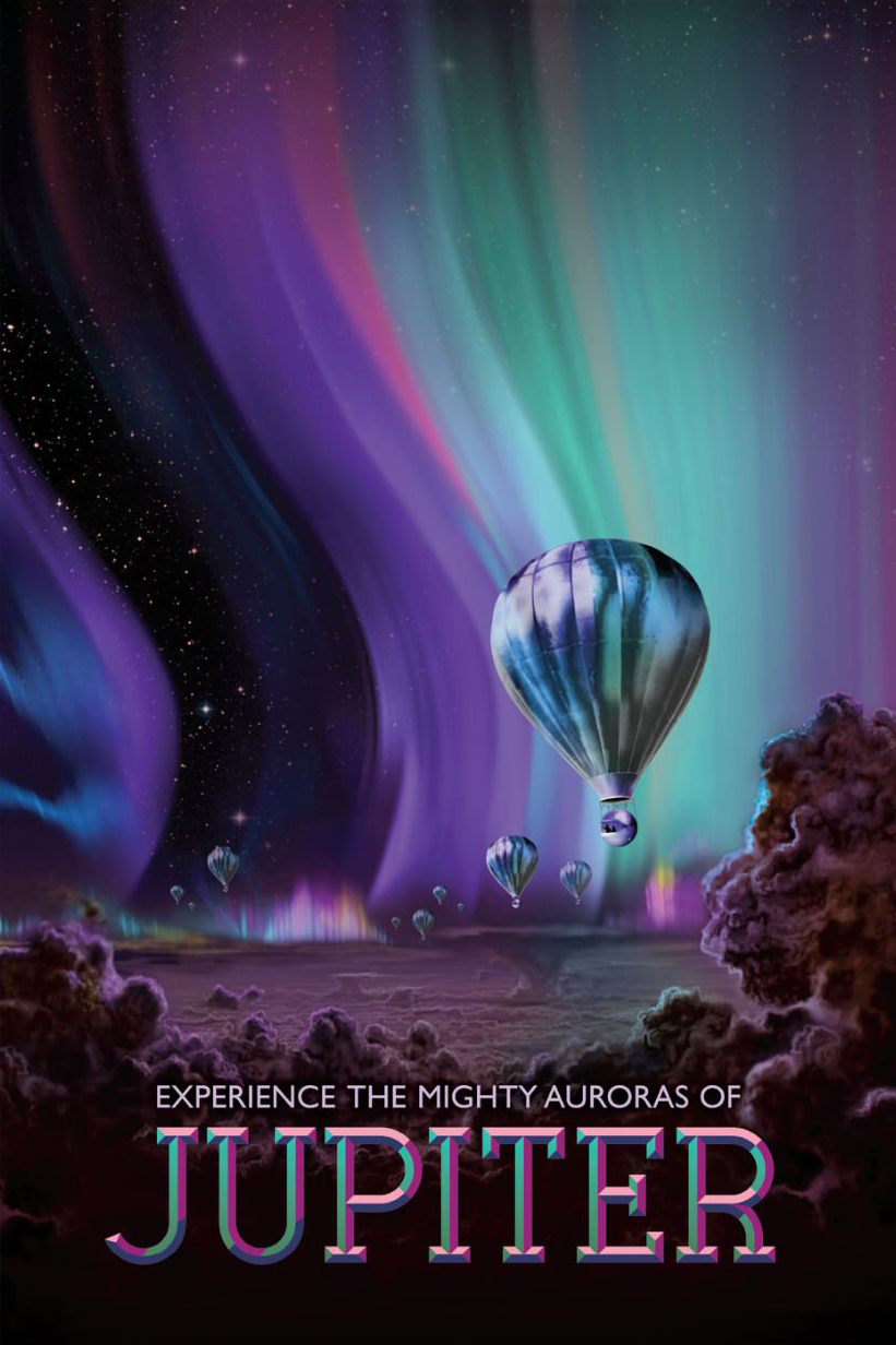 Visions of the Future (courtesy NASA)
