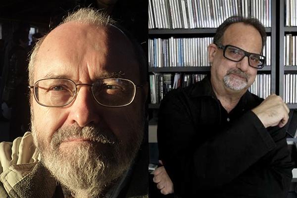 Phil Niblock and Carl Stone (via volume.la)