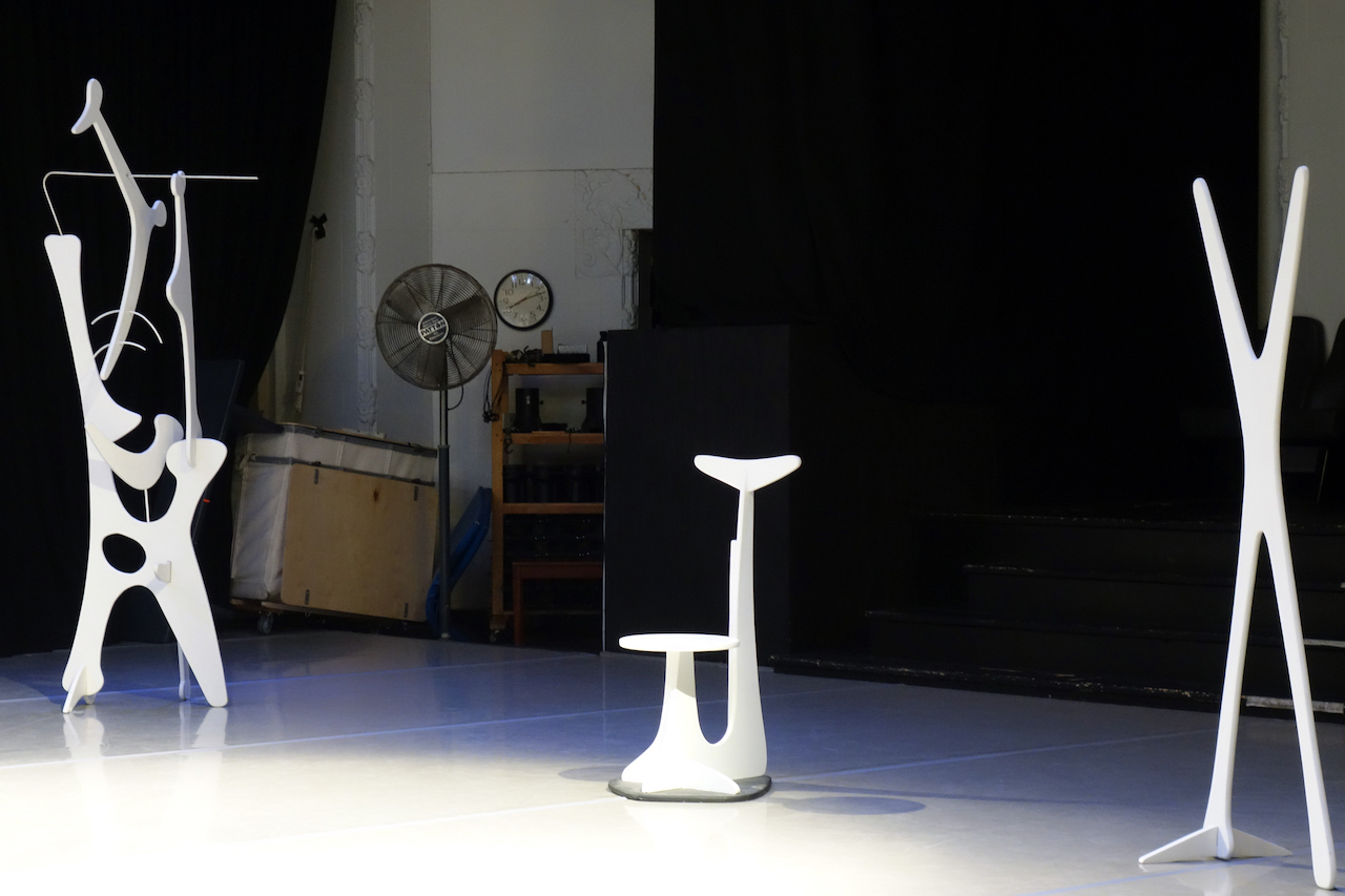 Isamu Noguchi sets