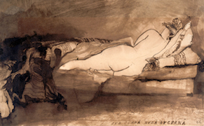 Post image for An Exhibition Goes in Search of Victor Hugo's Artistic Libido