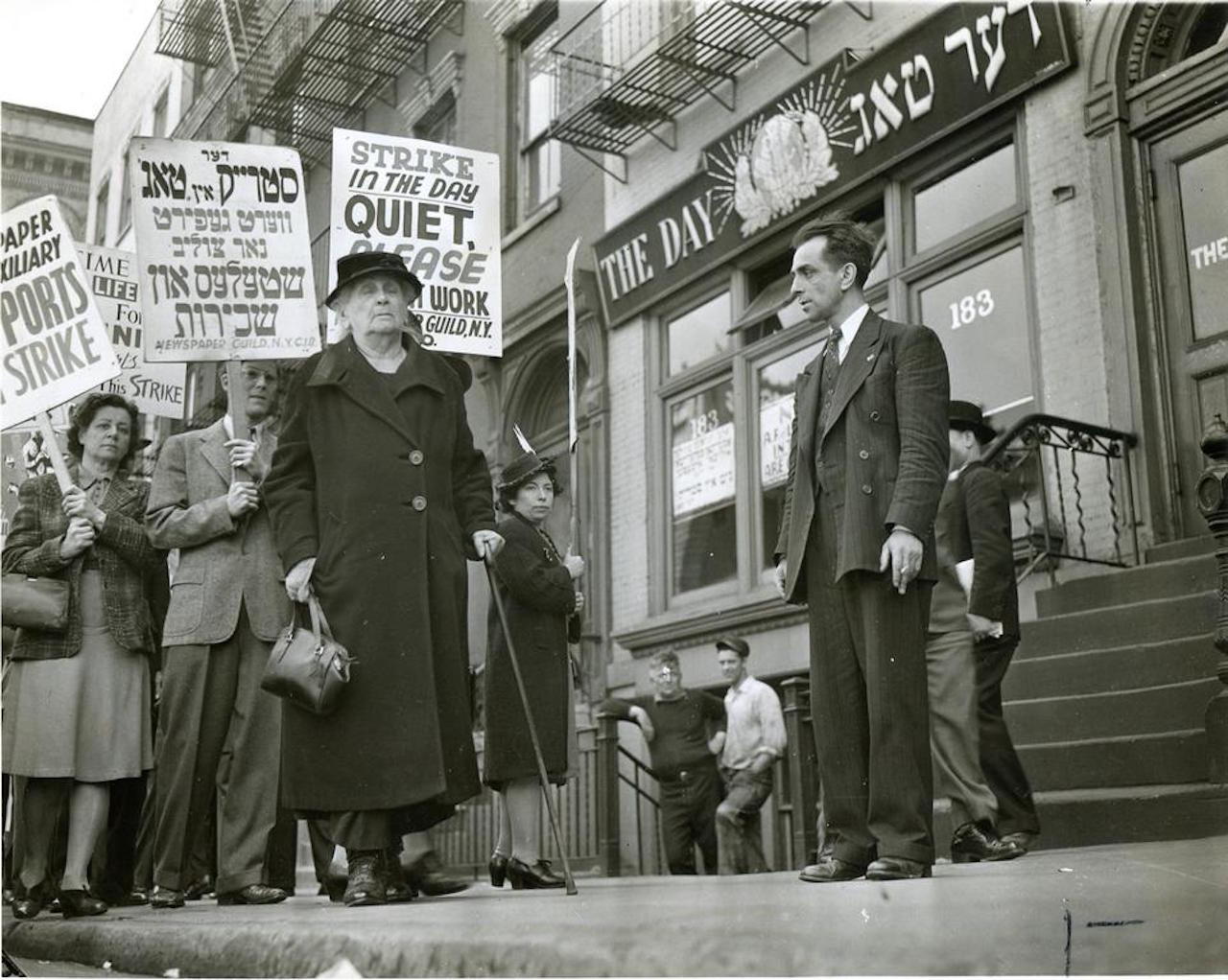 PM New York Daily: 1940-48