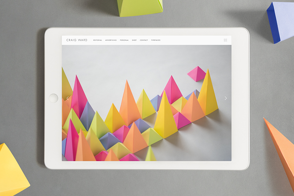Create A Stunning Website Or Artist Portfolio With Squarespace