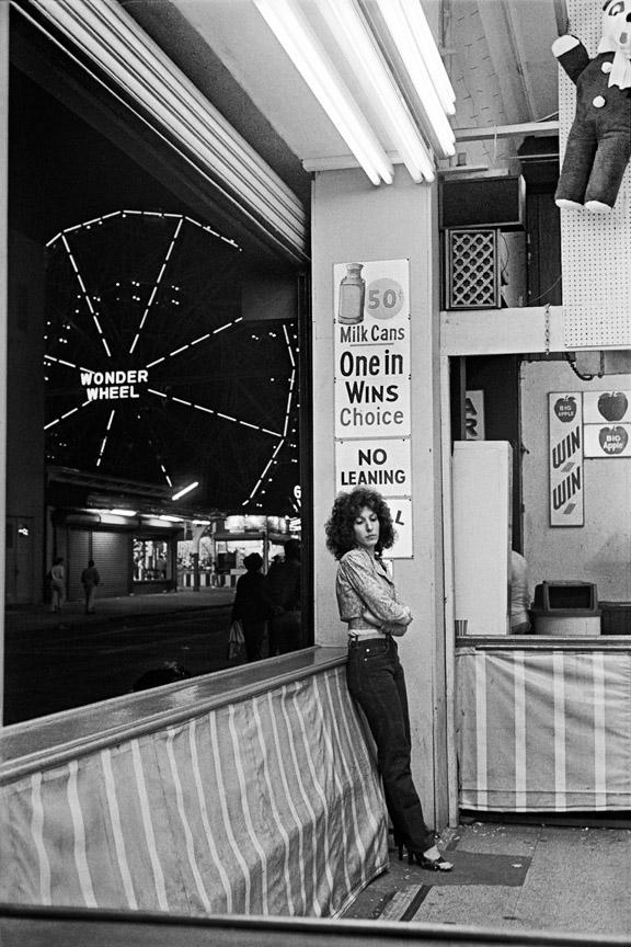 "Hazel Hankin, ""No Leaning"" (ca. 1977) (courtesy and © the artist)"