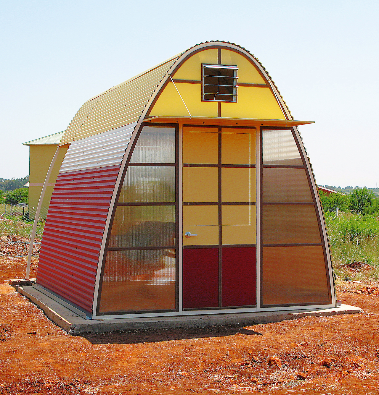 085 Abod Shelter