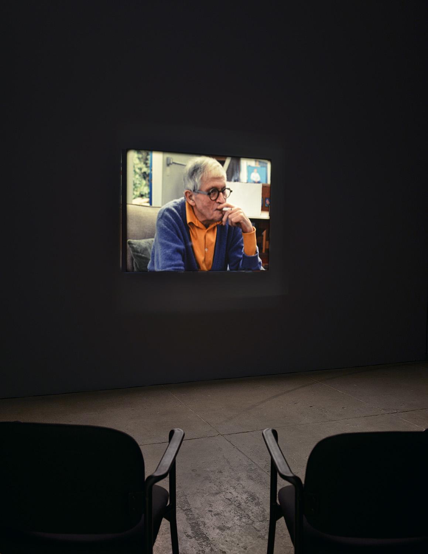 """Tacita Dean, """"Portraits"""" (2016), 16mm color film, optical sound, 16 min (click to enlarge)"""