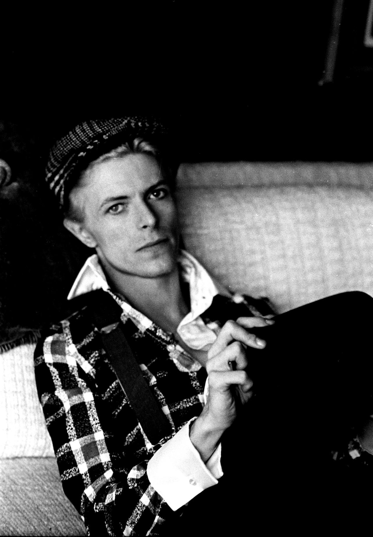 55 Bowie good portrait LA home