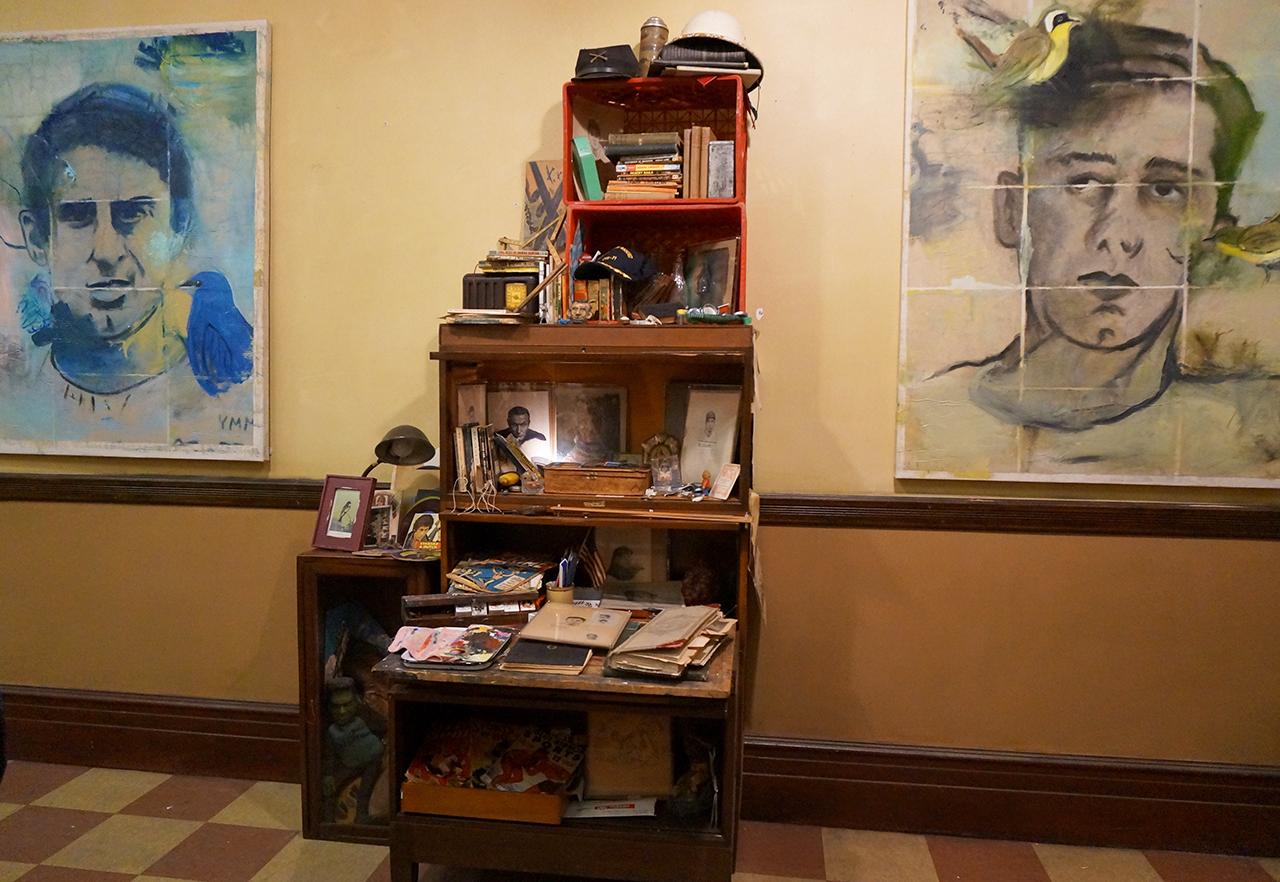 Linda LaBella's installation