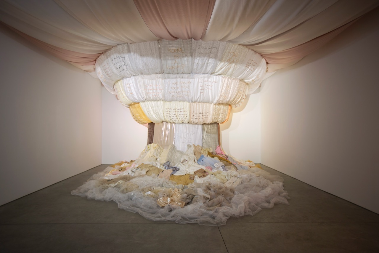 'The Dream (2010-2016) installation view