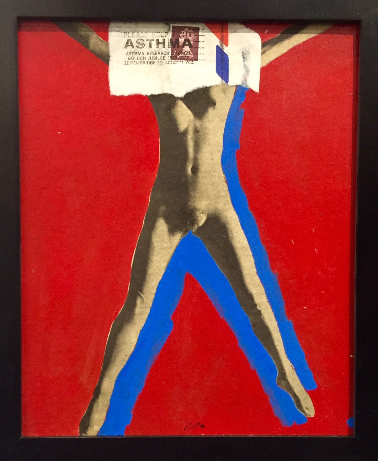 Jack Roth, from a selection of collages