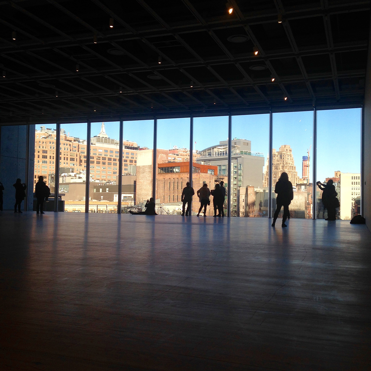 'Open Plan: Andrea Fraser' at the Whitney Museum of American Art