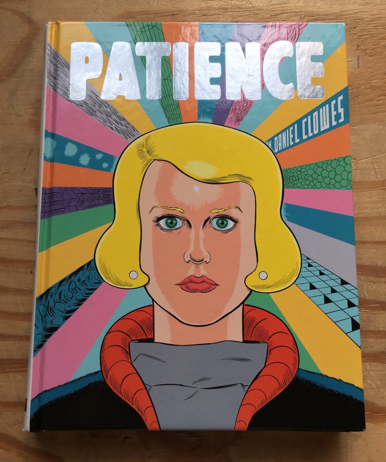 In His New Book Daniel Clowes Explores Our Urge To Change