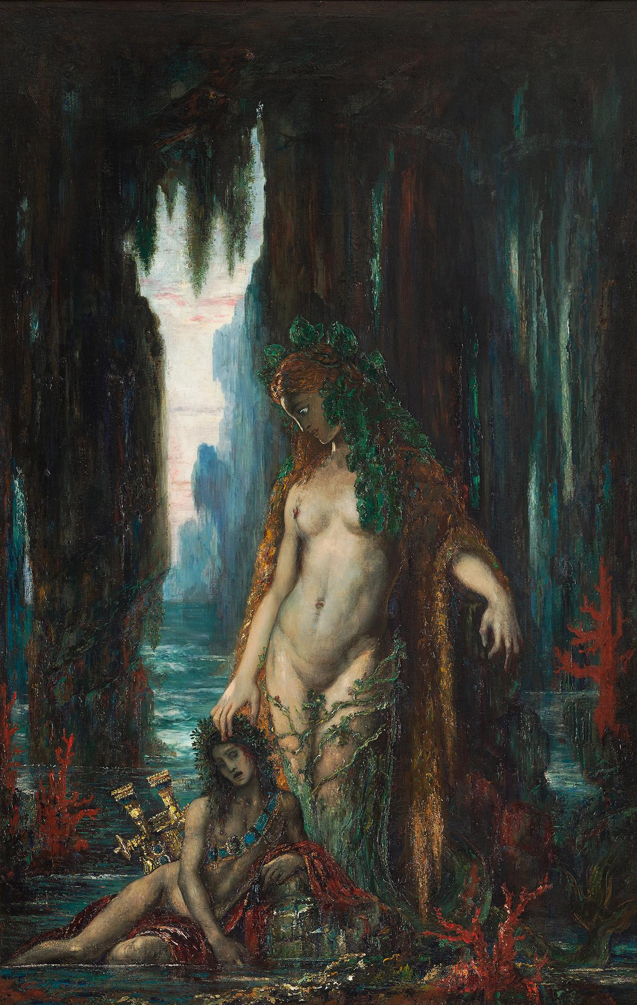 Resultado de imagen de Gustave Moreau