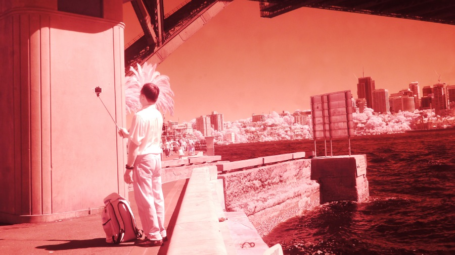 "Evan Roth, from ""Internet Landscapes: Sydney, 2016"" (2016)"