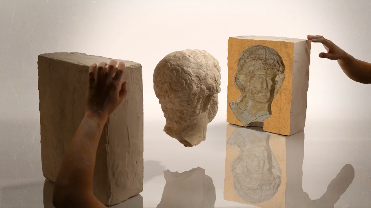 marble sculpture essays