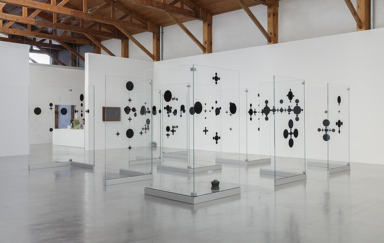 """Gabriel Orozco, """"Blind Signs"""" (2013)"""