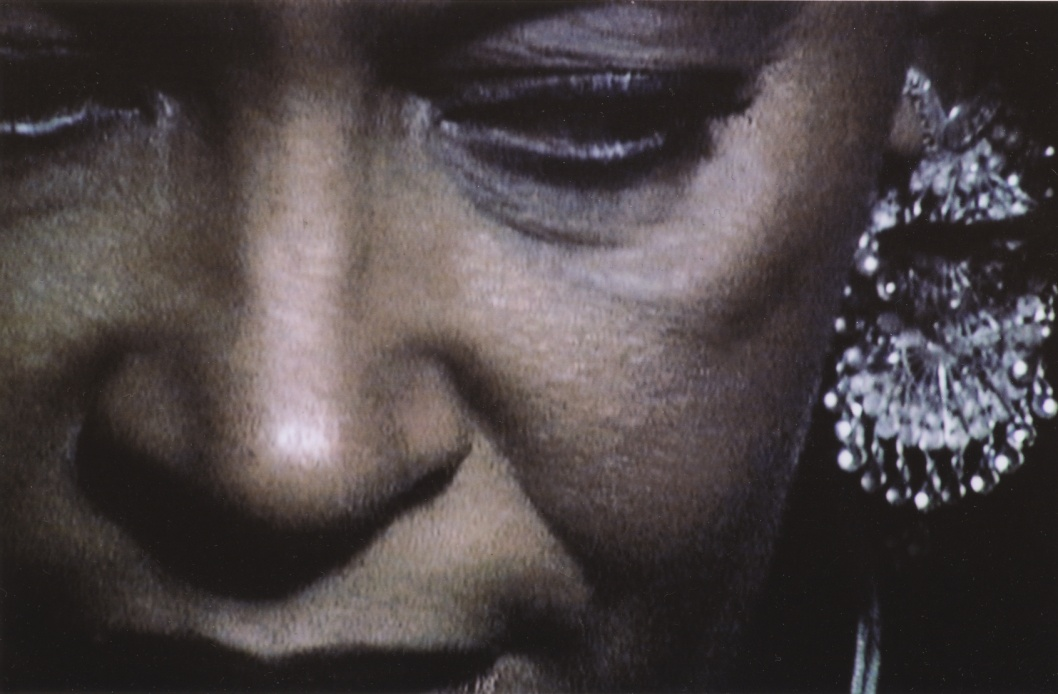 """Carrie Mae Weems, """"Coming Up For Air"""" (2003–04), video (courtesy the artist and Jack Shainman Gallery, New York, via moca.org)"""