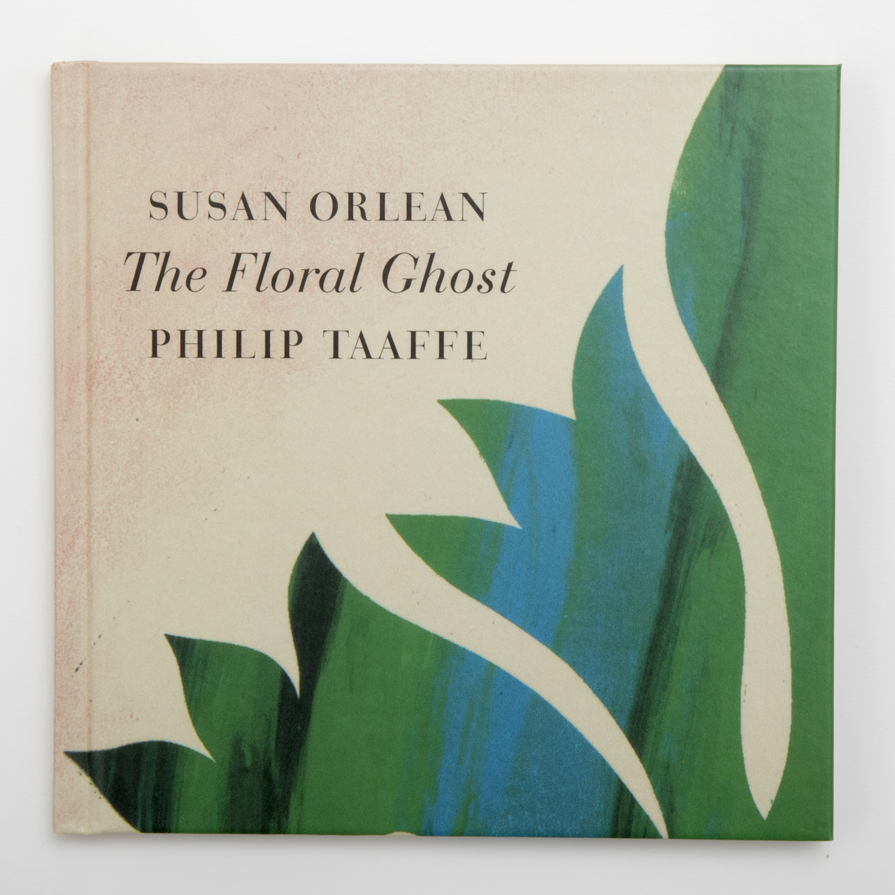 Cover of 'The Floral Ghost' (courtesy Planthouse)