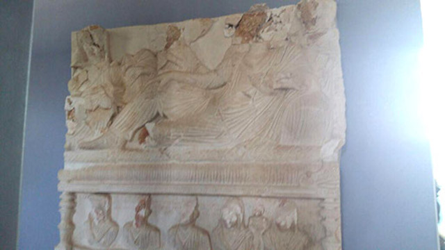 The Palmyra museum