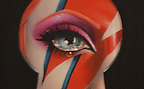 Post image for An Exhibition to Mark the Canonization of Saint Bowie
