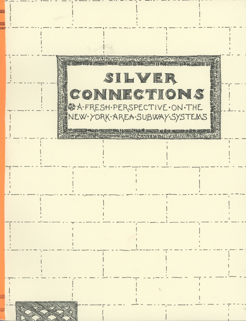 Cover of 'Silver Connections: Volume I' (via New York Bound Books)