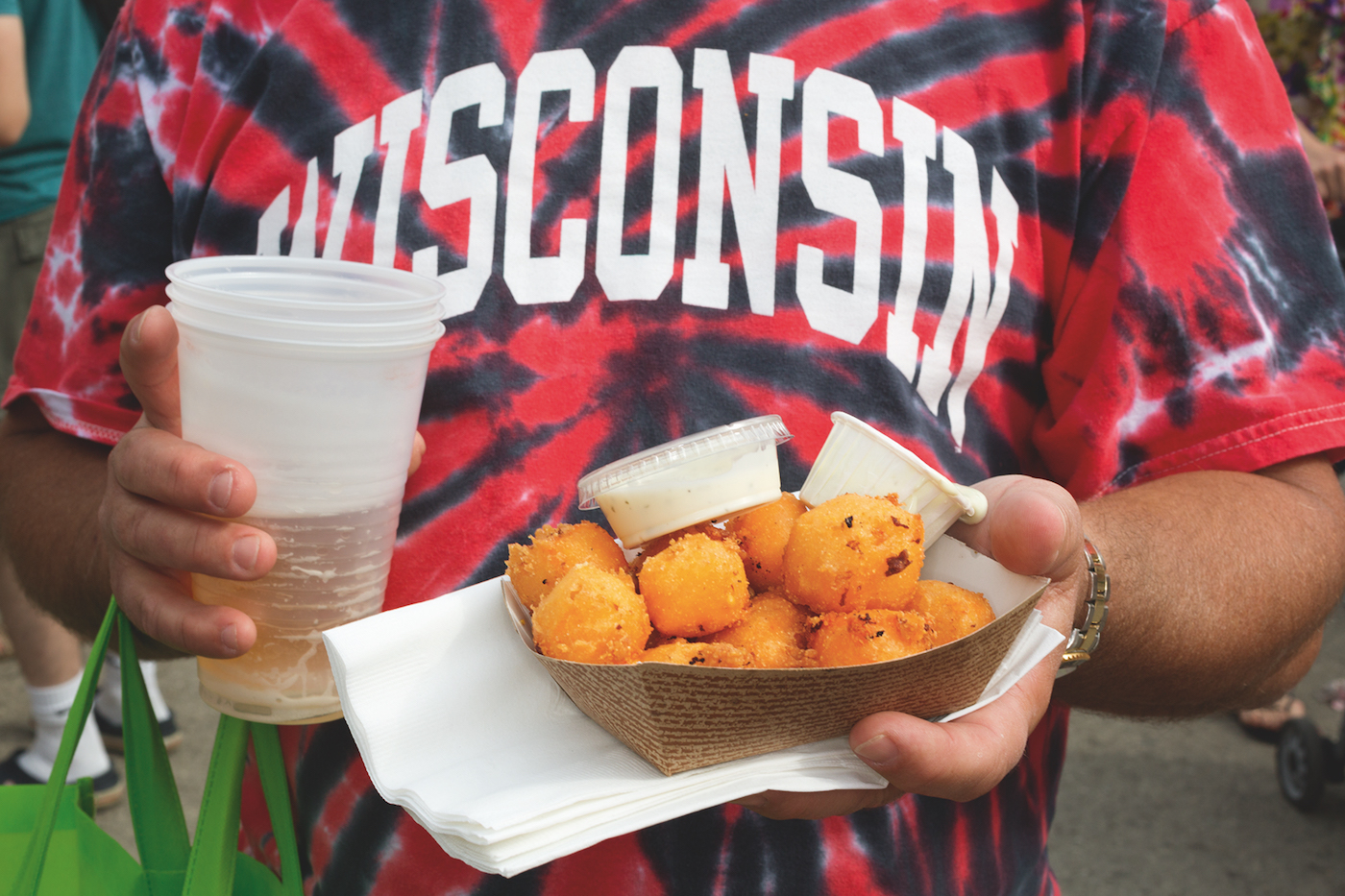 USA. Wisconsin. Milwaukee. Postcards from America. State Fair. 2013.