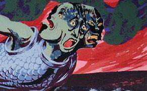 Post image for Graven Images and Desert Edens: The Art of Harry Sternberg