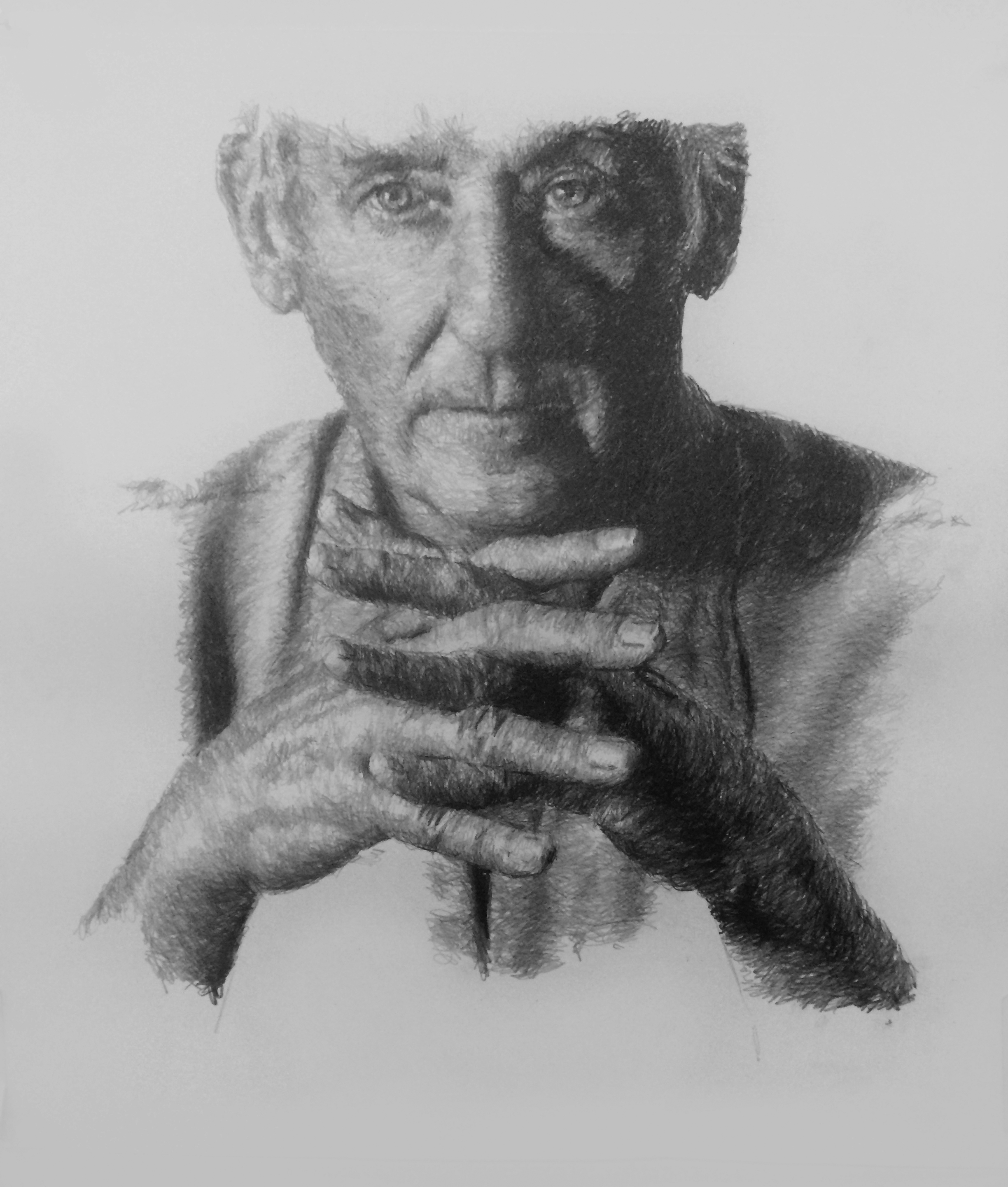 """Rendering of """"The Return of Ed Ruscha"""" (courtesy of Kent Twitchell)"""