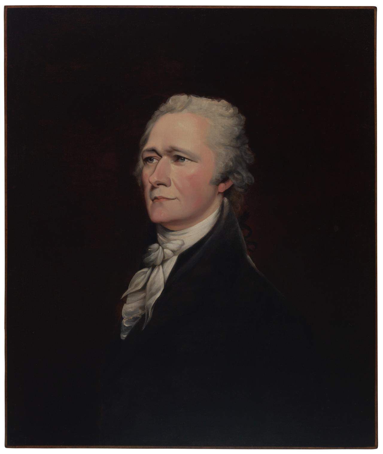 Alexander Hamilton, c. 1804-08