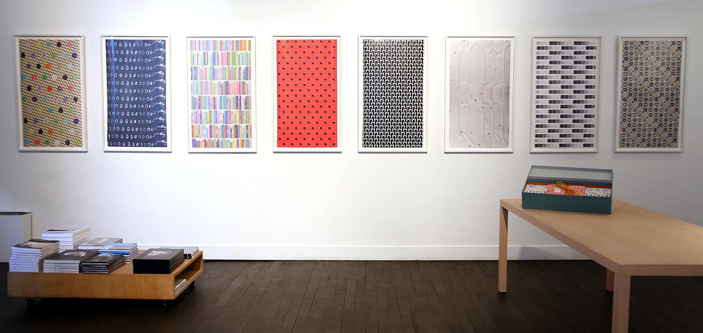 Barbara Bloom, 'Gifts,' installation view