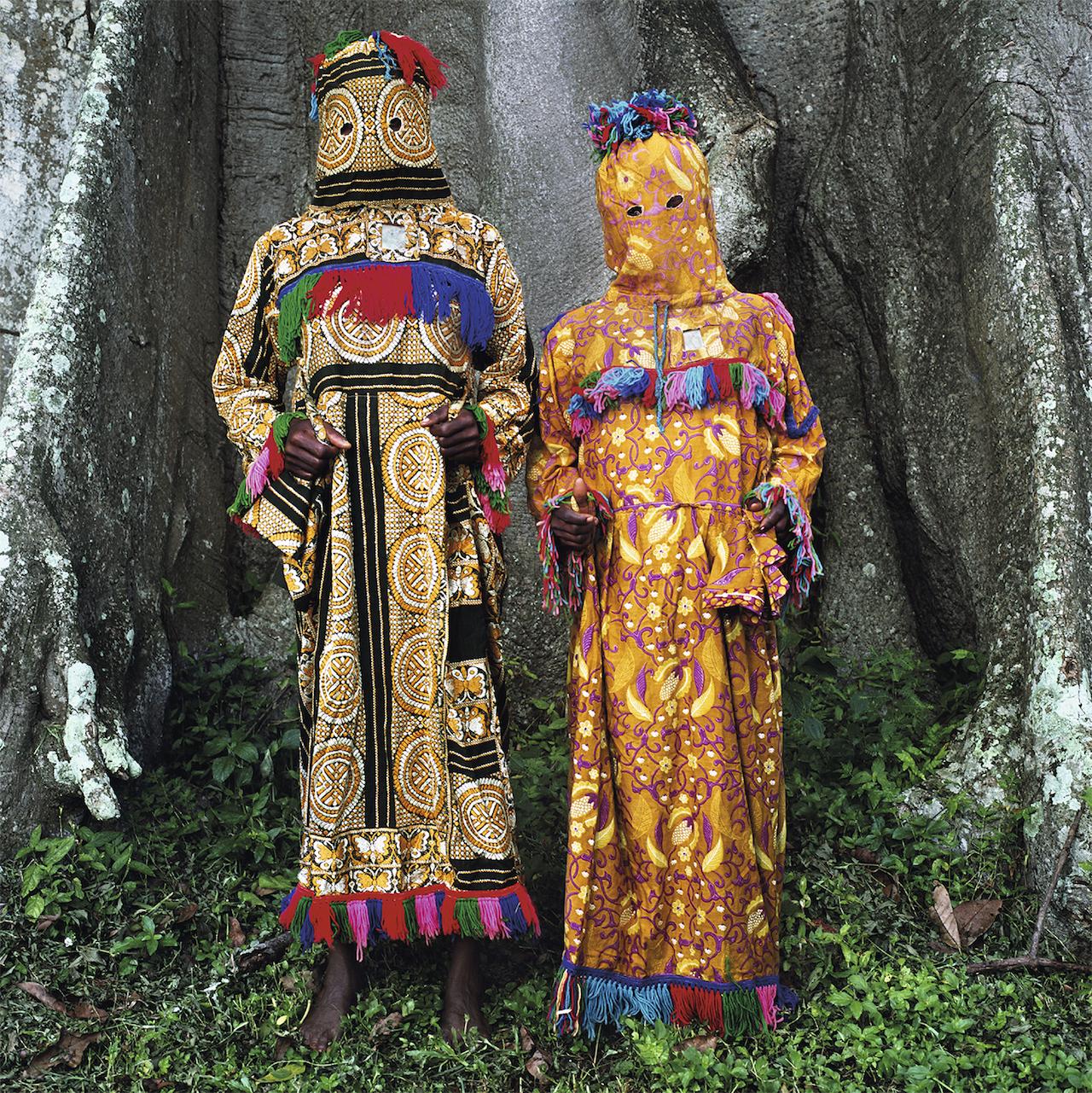 Ano Women's Masquerade, Alok Village, Nigeria 2004