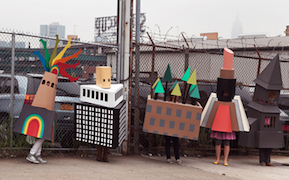 Post image for At Flux Factory Fundraiser, Rove Long Island City Streets Dressed as an Art Spectacle