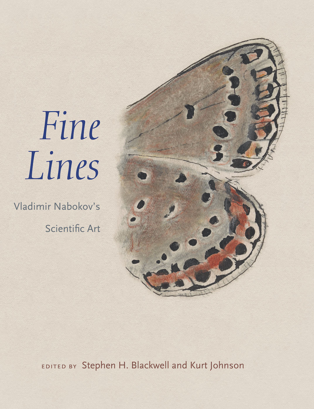 Cover of 'Fine Lines' (courtesy Yale University Press)