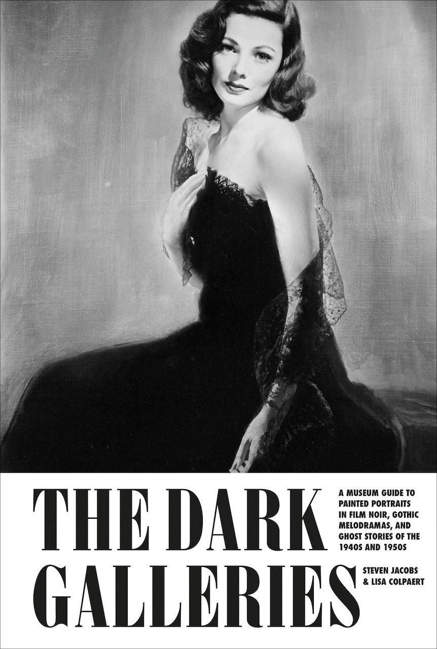 Cover of 'The Dark Galleries' (courtesy MER. Paper Kunsthalle)