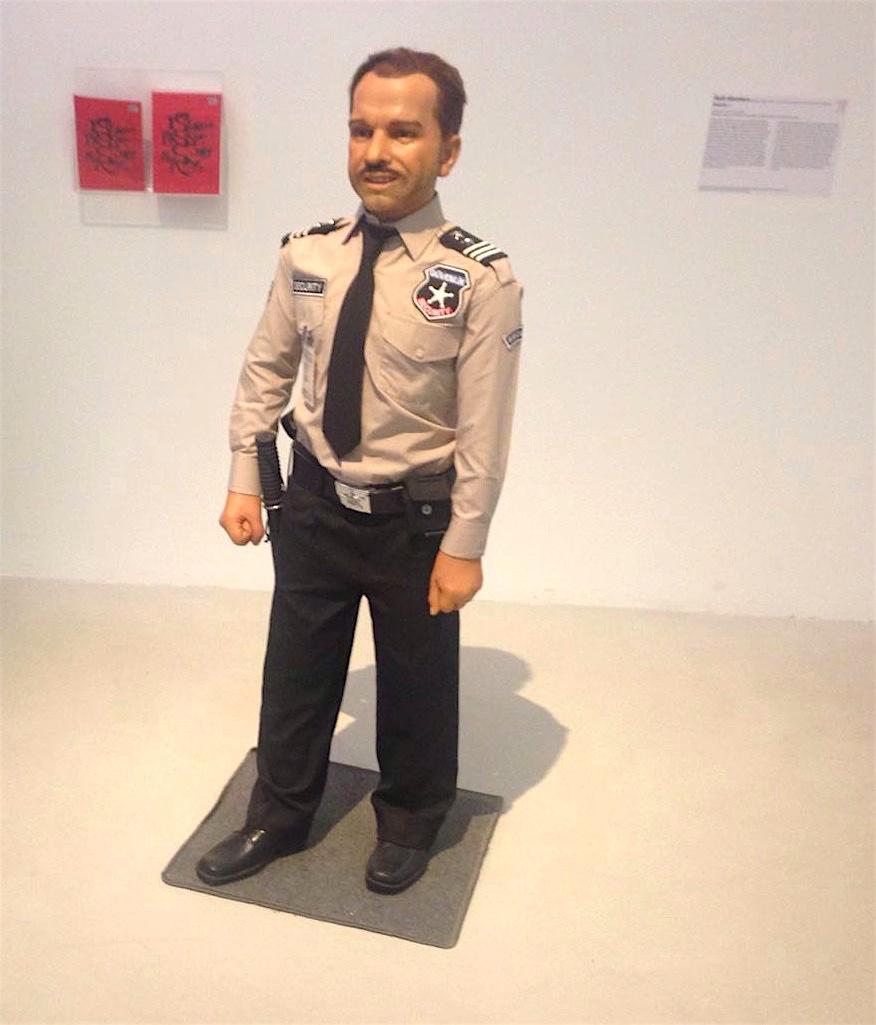 "Halil Altindere, ""Guard"" (2012)"