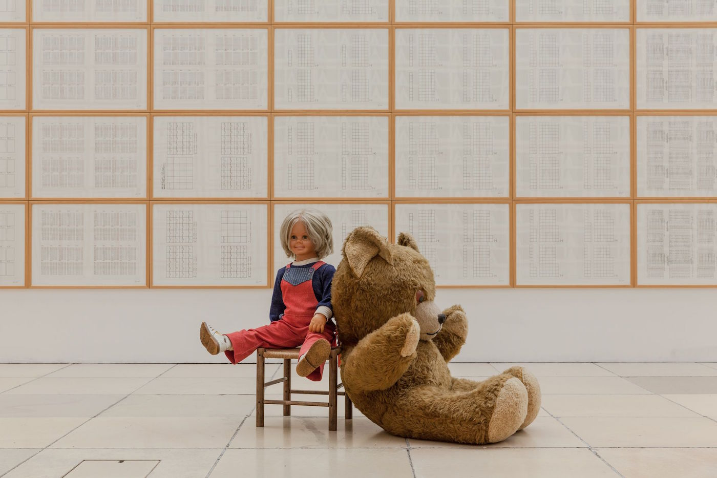 Hanne Darboven: Repetition Repetition Compulsion