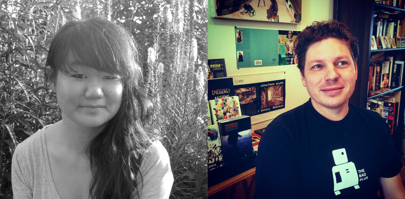 Wendy Xu, left, and Joe Pan (all images courtesy the author)