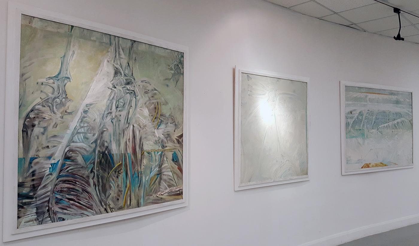 Paintings by Nima Petgar